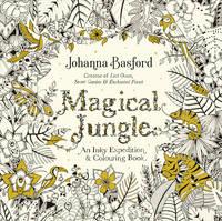 Basford, Johanna - Magical Jungle - 9780753557167 - V9780753557167