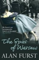 Furst, Alan - THE SPIES OF WARSAW - 9780753825648 - V9780753825648