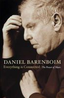 Barenboim, Daniel - Everything is Connected:  The Power of Music - 9780753825945 - V9780753825945