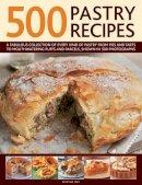 Day, Martha - 500 Pastry Recipes - 9780754823704 - V9780754823704