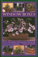 Matthews, Jackie - Window Boxes - 9780754826705 - V9780754826705