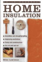 Lawrence, Mike - Do-it-yourself Home Insulation - 9780754827375 - V9780754827375