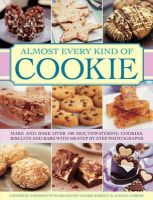 Atkinson, Catherine - Almost Every Kind of Cookie - 9780754827498 - V9780754827498