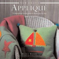 Boase, Petra - New Crafts: Applique - 9780754829072 - V9780754829072