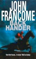 John Francome - BACK HANDER - 9780755306831 - V9780755306831