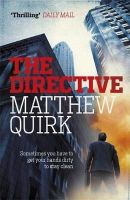 Quirk, Matthew - The Directive (Mike Ford) - 9780755387465 - V9780755387465