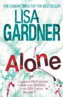 Gardner, Lisa - Alone - 9780755396337 - V9780755396337