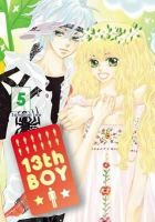 Lee, Sang-Eun - 13th Boy, Vol. 5 - 9780759529984 - V9780759529984