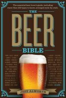 Alworth, Jeff - The Beer Bible - 9780761168119 - V9780761168119