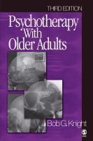 Knight, Bob G. - Psychotherapy with Older Adults - 9780761923732 - V9780761923732