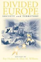 - Divided Europe: Society and Territory - 9780761957539 - KIN0003316