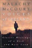 Malachy McCourt - Voices of Ireland - 9780762413362 - KEX0186110