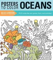 Running Press - Posters to Color: Oceans - 9780762459988 - V9780762459988