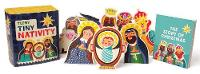Running Press - Teeny-Tiny Nativity - 9780762460908 - V9780762460908