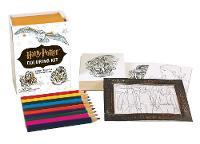 - Harry Potter Coloring Kit - 9780762460977 - V9780762460977