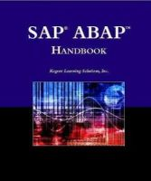 Kogent Learning Solutions, Inc., - SAP ABAP Handbook (The Jones and Bartlett Publishers Sap Book Series) - 9780763781071 - V9780763781071