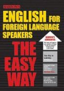 Christina Lacie - English for Foreign Language Speakers the Easy Way (Barron's E-Z Series) - 9780764137365 - V9780764137365