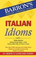 Gobetti, Daniela; Hall, Robert A. - Italian Idioms - 9780764139741 - V9780764139741