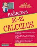 Downing Ph.D., Douglas - E-Z Calculus, 5th Ed (Barron's E-Z) (Barron's Easy Way) - 9780764144615 - V9780764144615