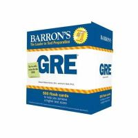 Ira K. Wolf, Sharon Green - Barron's GRE Flash Cards, 3rd Edition: 500 Flash Cards to Help You Achieve a Higher Score - 9780764167706 - KSS0000326