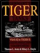 Hilary L. Doyle, Thomas L. Jentz - Germany's Tiger Tanks: VK45.02 to TIGER II Design, Production & Modifications (Schiffer Military History) - 9780764302244 - V9780764302244