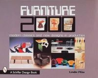 Pina, Leslie A. - Furniture 2000: Modern Classics and New Designs in Production (Schiffer Design Book) - 9780764304965 - V9780764304965