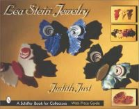 Just, Judith - Lea Stein Jewelry (Schiffer Book for Collectors) - 9780764313813 - V9780764313813
