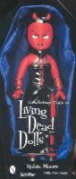 Moore, Robin - Living Dead Dolls: Value & Reference Guide to Collecting - 9780764322938 - V9780764322938