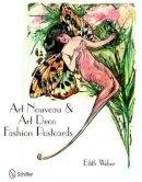 Weber, Edith - Art Nouveau & Art Deco Fashion Postcards - 9780764332708 - V9780764332708