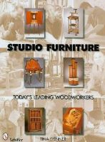 Skinner, Tina - Studio Furniture: Today's Leading Woodworkers - 9780764332876 - V9780764332876