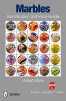 Robert Block - Marbles Identification and Price Guide - 9780764339943 - V9780764339943