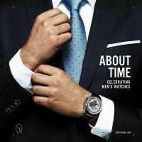 Line, Ivar - About Time: Celebrating Men's Watches - 9780764349058 - V9780764349058