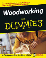 Strong, Jeff - Woodworking for Dummies - 9780764539770 - V9780764539770