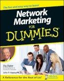 Ziglar, Zig, Hayes, John P. - Network Marketing For Dummies - 9780764552922 - V9780764552922