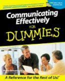 Brounstein, Marty - Communicating Effectively For Dummies - 9780764553196 - V9780764553196