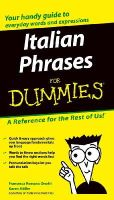 - Italian Phrases for Dummies - 9780764572036 - V9780764572036