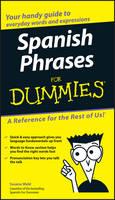 Wald, Susana - Spanish Phrases For Dummies - 9780764572043 - V9780764572043
