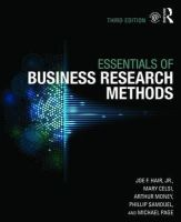 Hair Jr., Joe F., Celsi, Mary, Money, Arthur, Samouel, Phillip, Page, Michael - The Essentials of Business Research Methods - 9780765646132 - V9780765646132