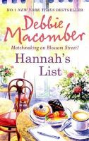 Macomber, Debbie - Knit Along with Debbie Macomber: Hannah's List (Leisure Arts #5121) - 9780778303794 - KRA0011680