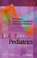 Kahan, Scott; Teitelbaum, Jonathan E.; DeAntonis, Kathleen O. - In A Page Pediatrics - 9780781770453 - V9780781770453