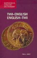 Paul A. Kotey - Twi-English/English-Twi Concise Dictionary (Hippocrene Concise Dictionary) - 9780781802642 - V9780781802642