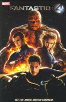 Marvel Comics - Fantastic Four: The Movie TPB - 9780785118091 - KRF0013014
