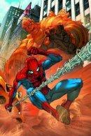 Lee, Stan, Thomas, Roy, DeFalco, Tom, Busiek, Kurt - Spider-Man: Saga of the Sandman - 9780785124979 - KRF0038856