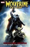 Peter David, Ronan Cliquet, Scott Koblish - Wolverine First Class: Ninjas, Gods and Divas - 9780785135357 - KRF0038907