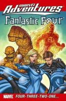 Tobin, Paul - Marvel Adventures Fantastic Four: Four-Three-Two-One? - 9780785136415 - KCD0016995