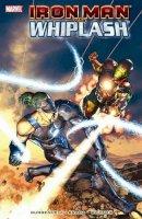 Bragga, Brannon, Guggenheim, Marc - Iron Man Vs. Whiplash (Iron Man (Marvel Quality)) - 9780785144151 - KRF0038931