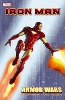 Caramagna, Joe - Iron Man & The Armor Wars - 9780785144489 - KCD0017021