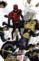 Bendis, Brian Miachel - Uncanny X-Men Vol. 6: Storyville - 9780785192312 - V9780785192312