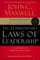 Maxwell, John C. - The 21 Irrefutable Laws of Leadership - 9780785288374 - 9780785288374