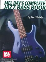 Gately, Earl - Complete Jazz Bass Book - 9780786646869 - V9780786646869